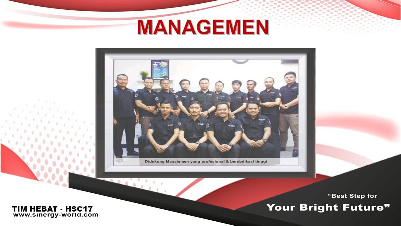Profil perusahaan PT. Bandung Eco Sinergi Teknologi