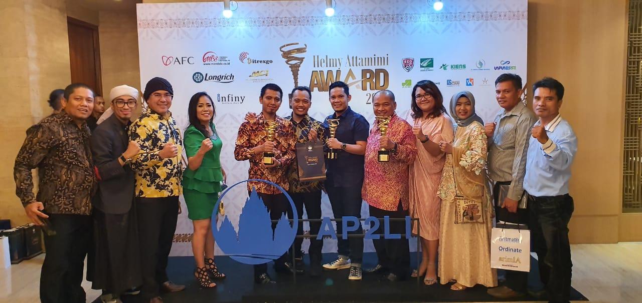 penghargaan award eco racing